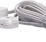 Nuvo TP156 Live End Cord Kit Power Feed, White