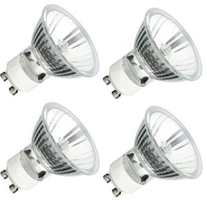 Dimmable GU10 50W JDR Halogen Track Light Bulbs L&s by LSE Lighting (4) Brand LSE Lighting® Wattage 50W Voltage 110V/120V (Dimmable YES) Color 3000K ...  sc 1 st  Track Lighting & Bulbs | Track Lighting Shop